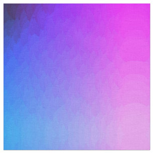 Purple Blue Pink Ombre Flame Fabric