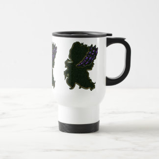 Purple Bonnet Junket Jug Travel Mug