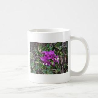 Purple Bougainvillea Photo Coffee Mug