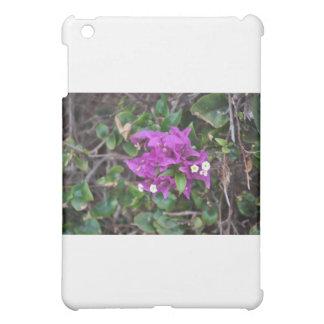 Purple Bougainvillea Photo iPad Mini Case