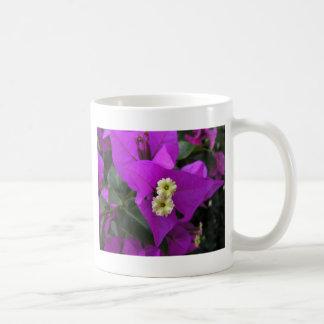 Purple Bougenvilla Flower Coffee Mug