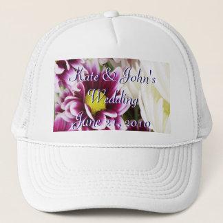 Purple Bouquet Trucker Hat