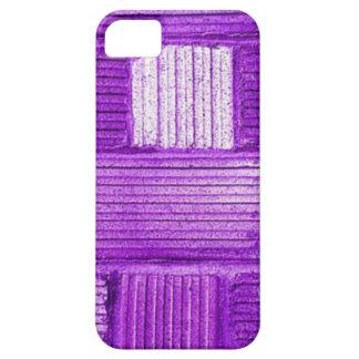 Purple Bricks iPhone 5 Covers