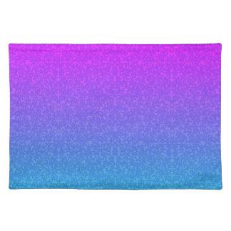 Purple Bridal Lace Placemat