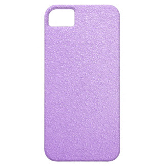 Purple Bumpy Texture iPhone 5/5S Case