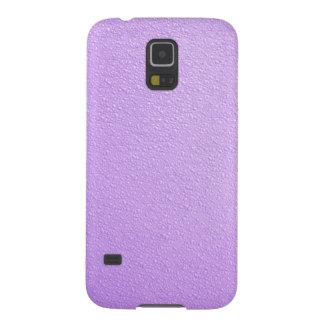 Purple Bumpy Texture Samsung Galaxy S5 Case
