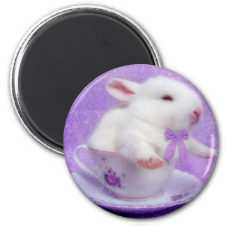Purple Bundle Of Joy Magnets
