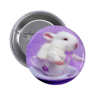 Purple Bundle Of Joy Pinback Button