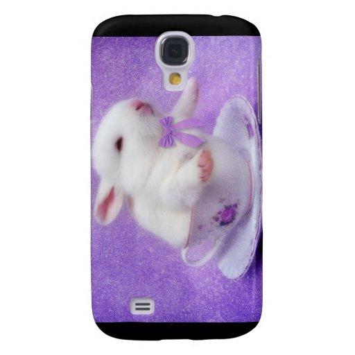 Purple Bundle Of Joy Samsung Galaxy S4 Cover