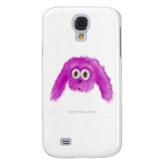 Purple Bunny Critter Samsung S4 Case