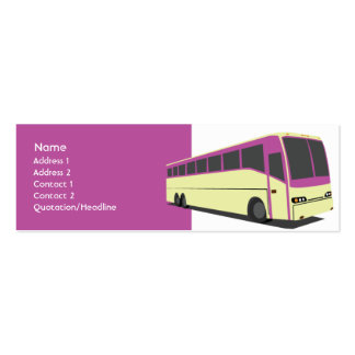 187 bus driver business cards and bus driver business card templates zazzle. Black Bedroom Furniture Sets. Home Design Ideas