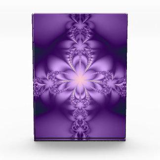 Purple butterflower award