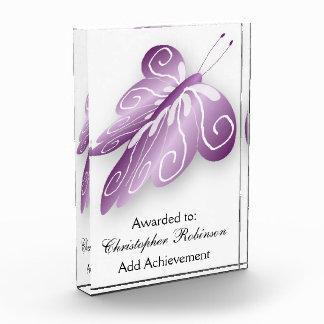 Purple Butterfly Award