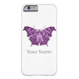 Purple Butterfly, Curiosities Barely There iPhone 6 Case