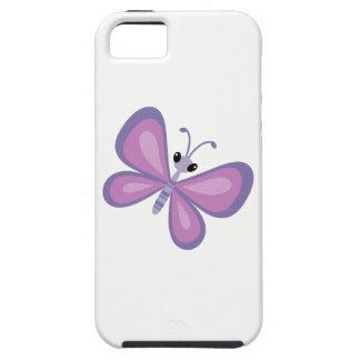 Purple Butterfly iPhone SE/5/5s Case