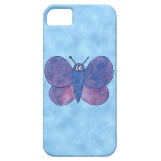 Purple Butterfly. iPhone SE/5/5s Case