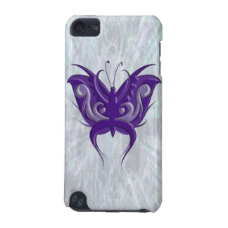 Purple Butterfly iPod Speck Case iPod Touch 5G Covers