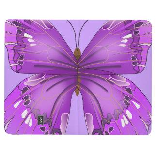 Purple Butterfly Journal