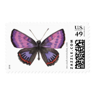 Purple Butterfly - Postage