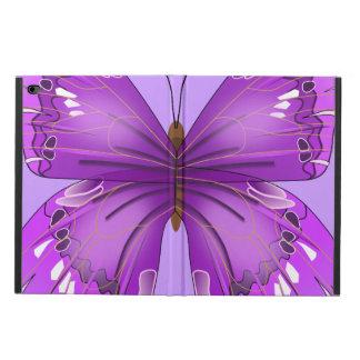 Purple Butterfly Powis iPad Air 2 Case