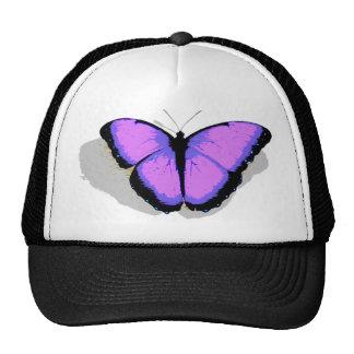 Purple Butterfly! Trucker Hat