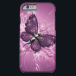 "purple butterfly vector art tough iPhone 6 case<br><div class=""desc"">purple butterfly vector art</div>"