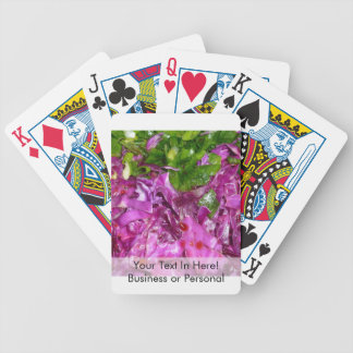 purple cabbage green onions vegetable food bicycle playing cards
