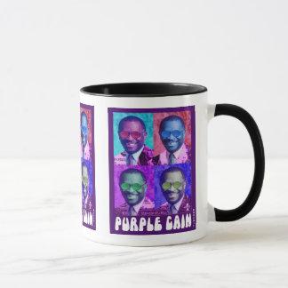 Purple Cain Mug