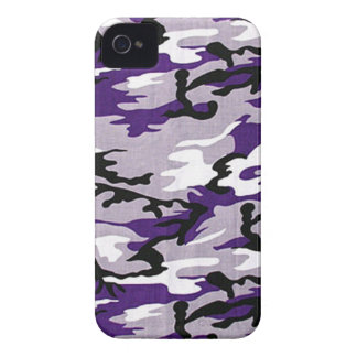 Purple Camo Blackberry Bold Case