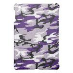 Purple Camo iPad Case