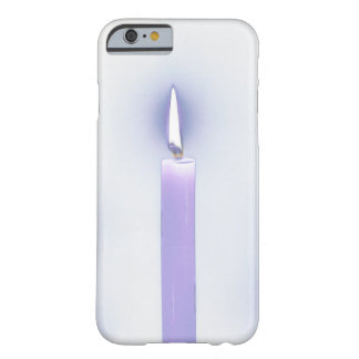 Purple Candle iPhone 6/6s Case