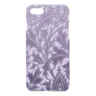 Purple Candy Thistle iPhone 8/7 Case