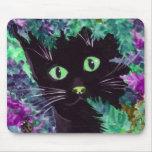 (Purple Cat Mousepad