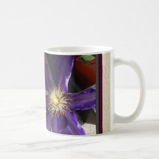 Purple Celamtis Coffee Mug