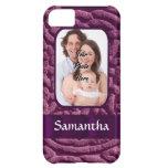 Purple Celtic knotwork symbol Cover For iPhone 5C