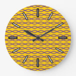 [ Thumbnail: Purple Chain-Like Pattern On a Yellow Background ]