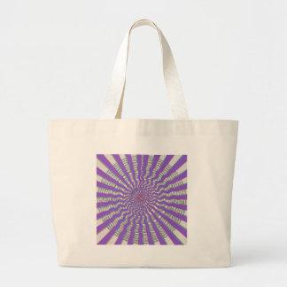 PURPLE Chakra Wave - Navin's Signature style Bags