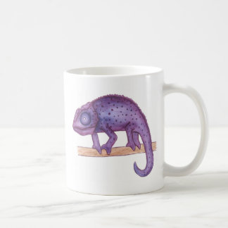 Purple Chameleon Coffee Mug