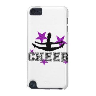 Purple Cheerleader iPod Touch 5G Case
