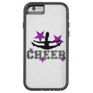 Purple Cheerleader Tough Xtreme iPhone 6 Case