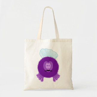 Purple Chef Pom Pom Pal Bag