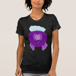 Purple Chef Pom Pom Pal Shirt