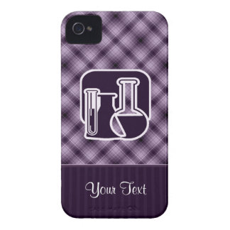 Purple Chemistry iPhone 4 Case-Mate Cases