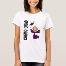 Purple CHEMO GRAD 1 (Pancreatic Cancer) T-Shirt