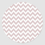 Purple Chevron Stickers