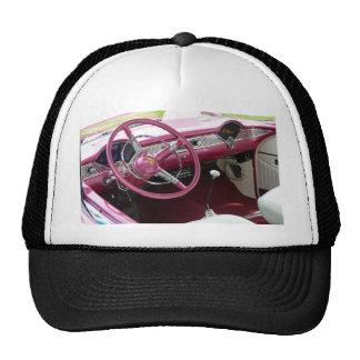 Purple Chevy Bel Air Trucker Hat
