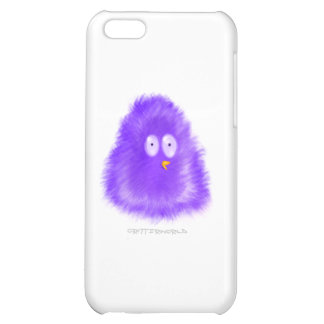 Purple Chick Critter Case For iPhone 5C