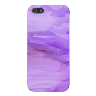 Purple Chiffon iPhone case