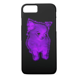 Case-Mate Barely There iPhone 7 Case with Chihuahua Phone Cases design