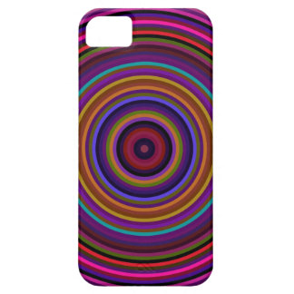 Purple Circle Ring Phone Case iPhone 5 Cases